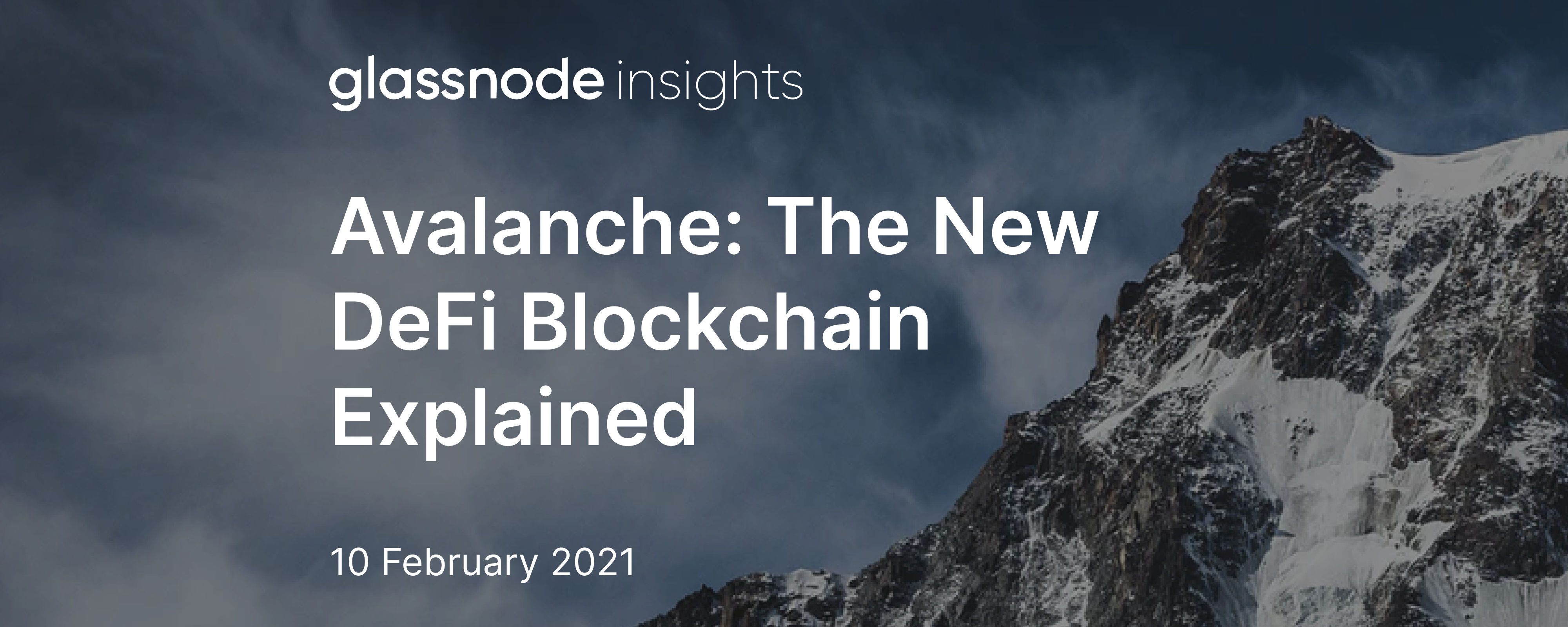 Avalanche: The New DeFi Blockchain Explained