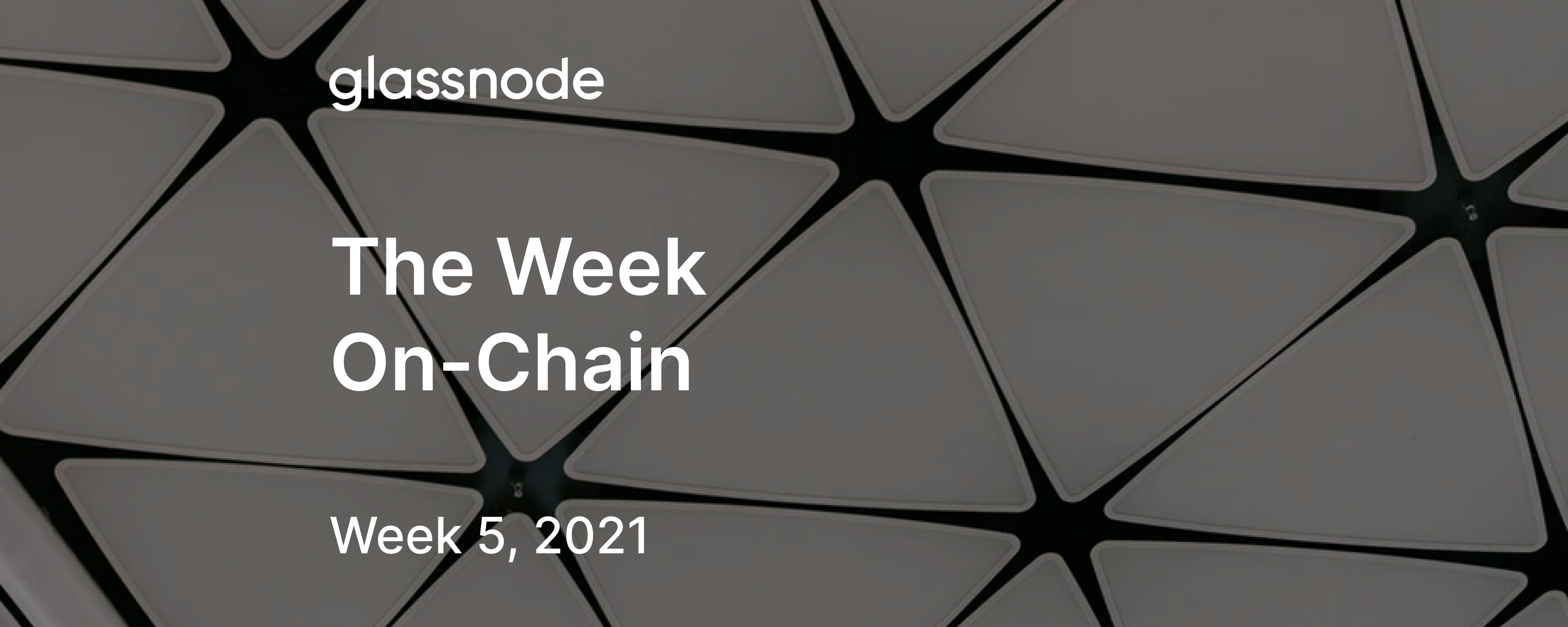 The Week On-Chain (Week 5, 2021)