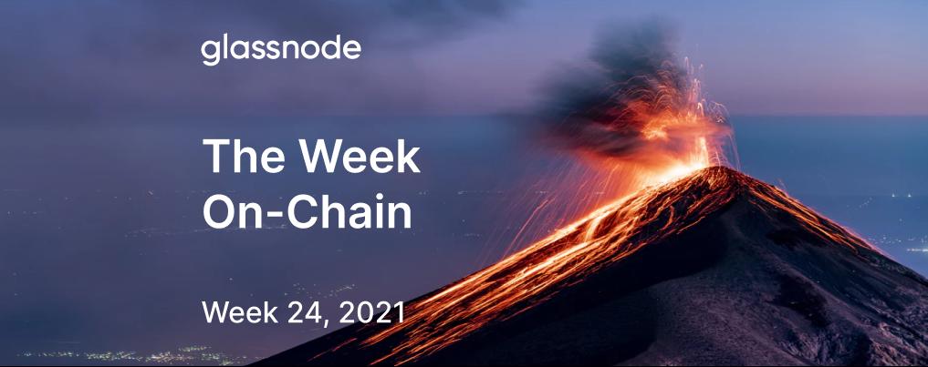 The Week On-chain (Week 24, 2021)