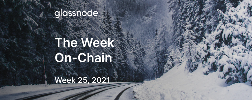 The Week On-chain (Week 25, 2021)