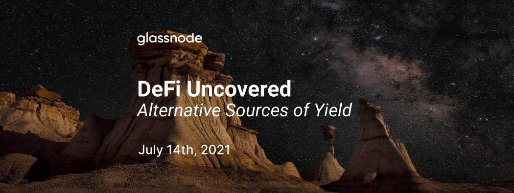 DeFi Uncovered: Finding Alternative Sources of Yield