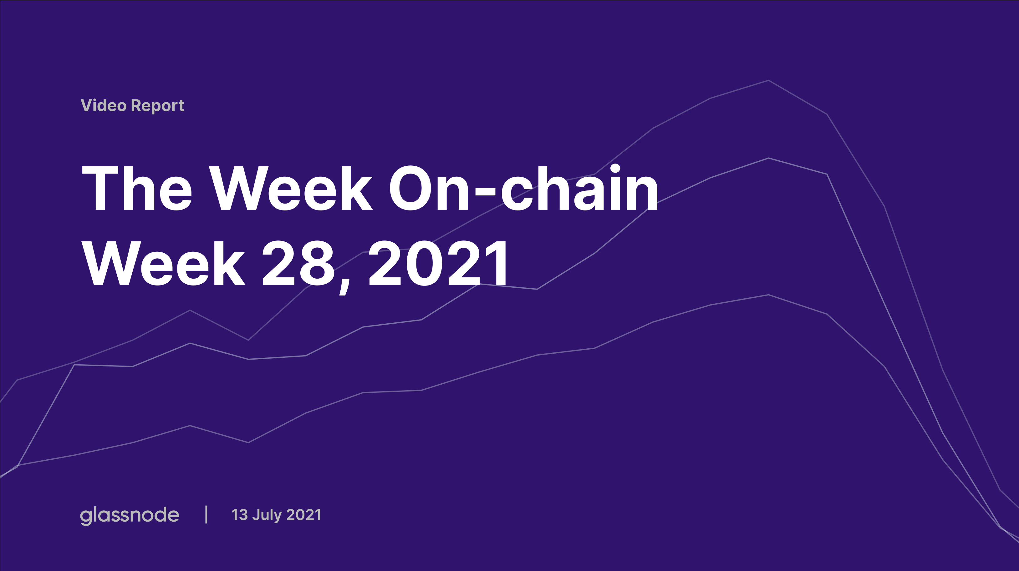 The Week on-chain (Week 29, 2021)