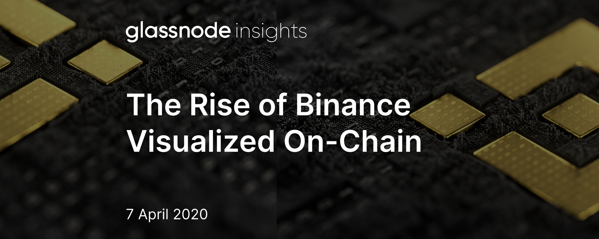 The Rise of Binance Visualized On-Chain