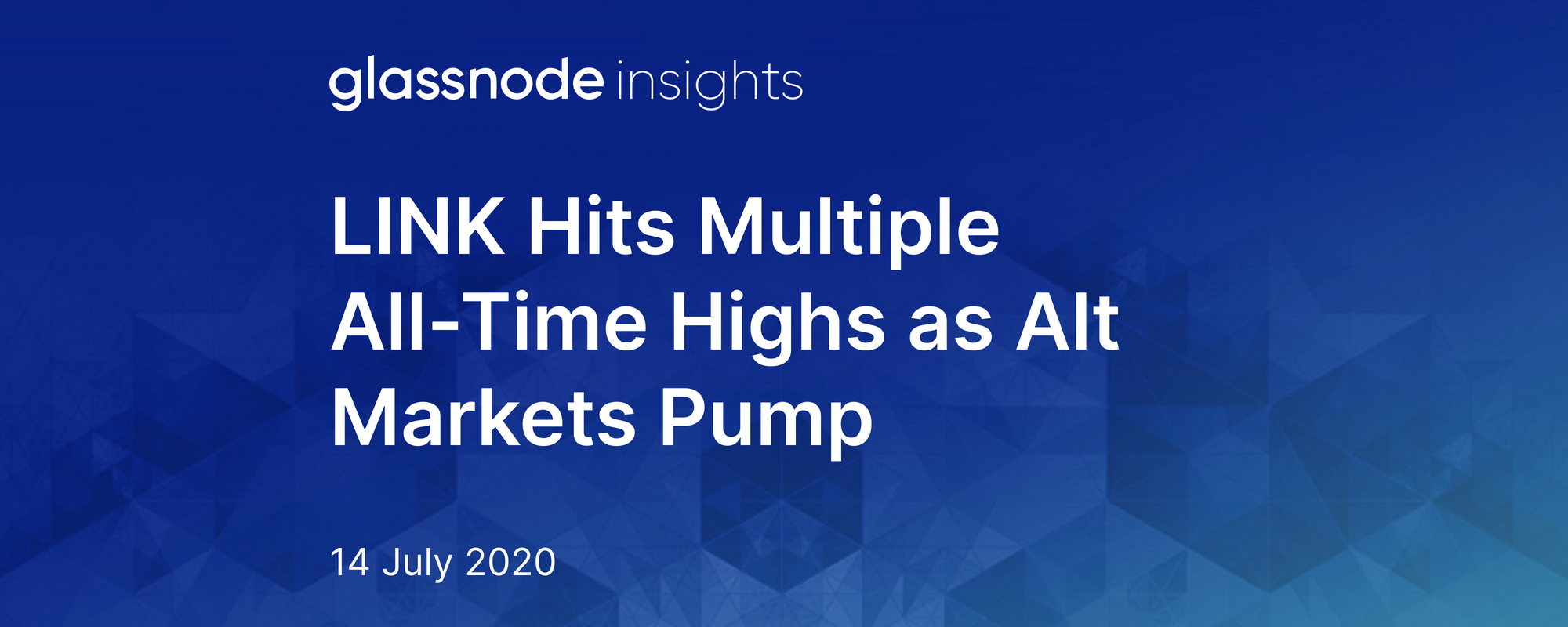 LINK Hits Multiple All-Time Highs as Alt Markets Pump