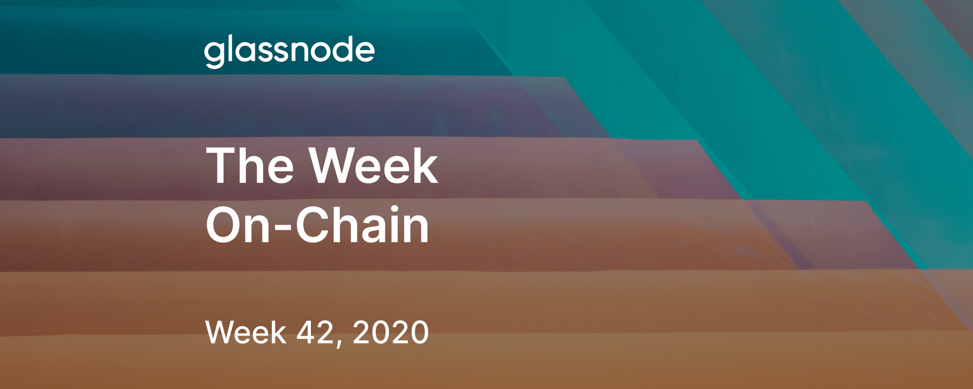The Week On-Chain (Week 42, 2020)
