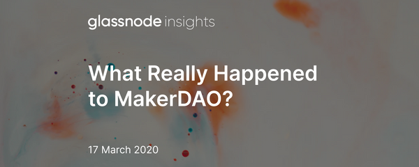 What Really Happened To MakerDAO?