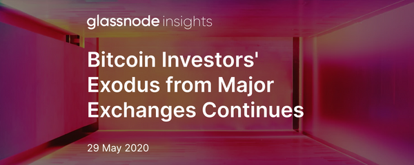 Bitcoin Investors' Exodus from Major Exchanges Continues