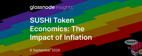 SUSHI Token Economics: The Impact of Inflation
