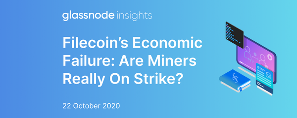 Filecoin's Economic Failure: Are Miners Really On Strike?